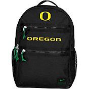 Nike Oregon Ducks Utility Heat Black Backpack