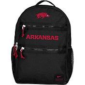 Nike Arkansas Razorbacks Utility Heat Black Backpack