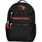 Nike Oregon State Beavers Utility Heat Black Backpack
