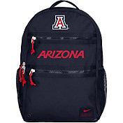 Nike Arizona Wildcats Navy Utility Heat Backpack