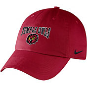 Nike Men's Temple Owls Cherry Campus Adjustable Hat