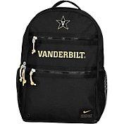 Nike Vanderbilt Commodores Utility Heat Black Backpack