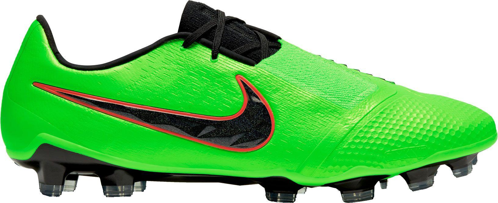 Nike Phantom Venom Elite FG Soccer Cleats, Men's, Green