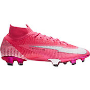 Nike Mercurial Superfly 7 Elite Mbappé Rosa FG Soccer Cleats