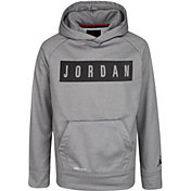 Jordan Boys' Therma Fleece Logo Hoodie