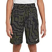 Nike Boys' Dri-FIT Printed Training Shorts