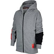 Nike Boys' Kyrie Full-Zip Hoodie