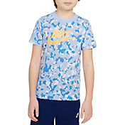 Nike Boys' Sportswear Future Print T-Shirt