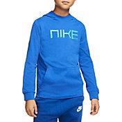 Nike Boys' Sportswear Jersey Hoodie
