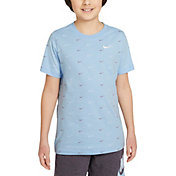 Nike Boys' Sportswear Swoosh T-Shirt