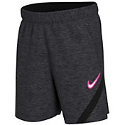 Nike Youth Dri-FIT Academy Heathered Soccer Shorts