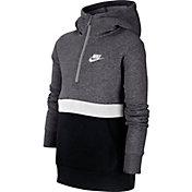 Nike Boys' Sportswear Club ½ Zip Hoodie
