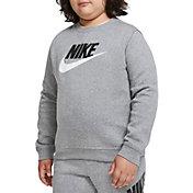 Nike Boys' Sportswear Club Fleece Sweatshirt