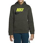 Nike Boys' Sportswear Club Pullover Hoodie