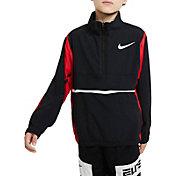 Nike Boy's Crossover 1/4 Zip Jacket
