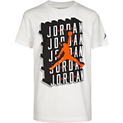 Jordan Boys' Crossword Logo T-Shirt