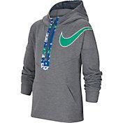 Nike Boys' Dri-FIT ½ Zip Graphic Training Hoodie