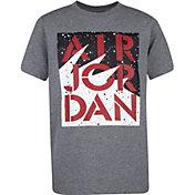Nike Boys' AJ5 Stencil Stack T-Shirt
