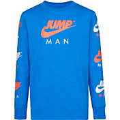 Jordan Boys' Jumpman Long Sleeve T-Shirt