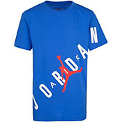 Jordan Boys' Stretch Short Sleeve T-Shirt