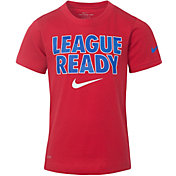 Nike Boys' Dri-FIT League Ready Graphic T-Shirt