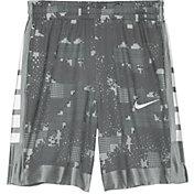 Nike Boys' Elite Print Basketball Shorts