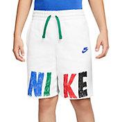 Nike Boys' Marker Mash Club Fleece Shorts