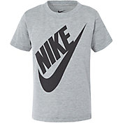 Nike Boys' Jumbo Futura Short Sleeves T-Shirt