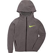 Nike Boys' Dri-FIT Training Full Zip Hoodie