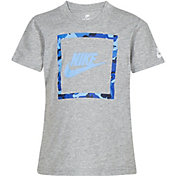 Nike Little Boys' Futura Camo Knit T-Shirt