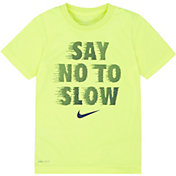 Nike Little Boys' Say No Dri-FIT T-Shirt