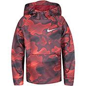 Nike Boy's Therma AOP Pullover Hoodie