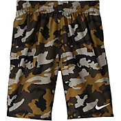 Nike Boys' Camo Lap Volley Swim Trunks
