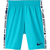 Nike Boys' Funfetti Racer Volley Swim Trunks