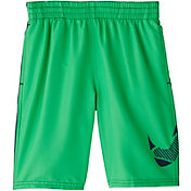Nike Boys' Mash-Up Lap Volley Swim Trunks