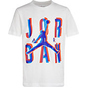 Jordan Boys' Air Space Exploration Short Sleeve T-Shirt