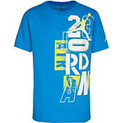 Jordan Boys' Retro Jumble Graphic T-Shirt