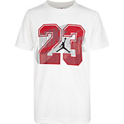 Jordan Boys' Split Decision Short Sleeve T-Shirt