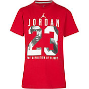 Jordan Boys' Logo Short Sleeve T-Shirt