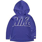 Nike Little Girls' Dri-FIT Tunic Hoodie