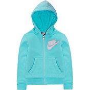 Nike Toddler Girls' Fleece Full-Zip Hoodie