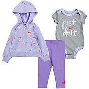 Nike Infant French Terry 3 Piece Set