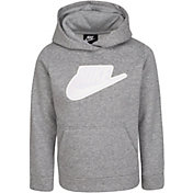 Nike Little Girls' Futura Fleece Pullover Hoodie