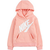 Nike Little Girls' Futura Fleece Pullover Hoodie
