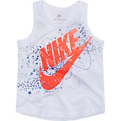 Nike Toddler Girls' Futura Graphic Tank Top