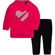 Nike Girls' Heart Tunic and Leggings Set
