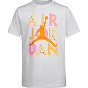 Jordan Girls' Gym Class Stack T-Shirt