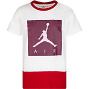 Jordan Girls' Jumpman Luxe Court Short Sleeve T-Shirt