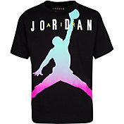Jordan Girls' Fadeaway Short Sleeve T-Shirt