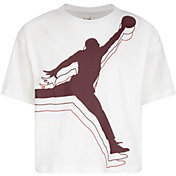 Jordan Girls' Luxe Court Boxy Short Sleeve T-Shirt